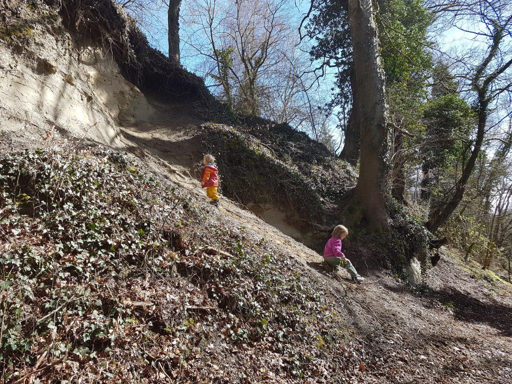 Sandstein-Freuden für Kinder bei Stein am Rhein